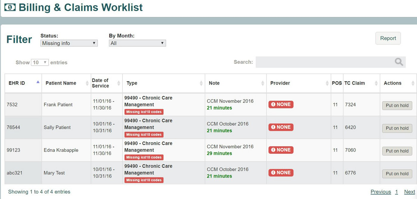 New Call tracking and ICD-10 enhancements released