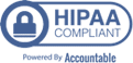 HIPAA Compliant, powered by Accountable
